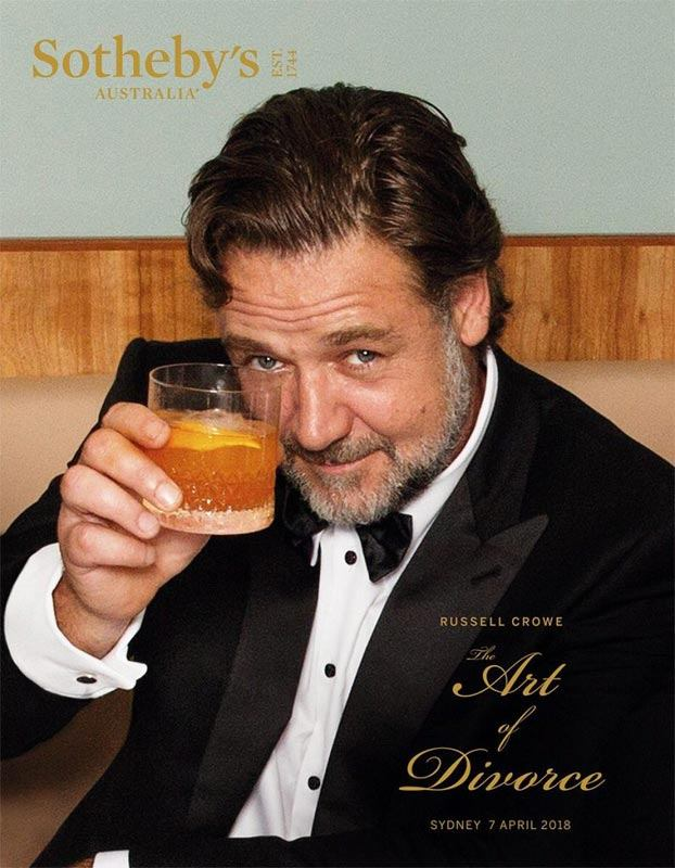 8 Items I Covet at Russell Crowe's Upcoming Divorce Auction