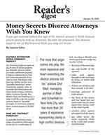 Money Secrets Divorce Attorneys Wish You Knew